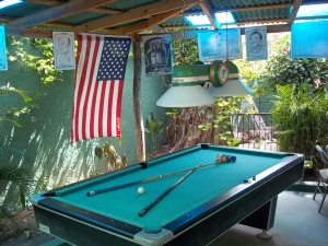 Loase Retreat Billard